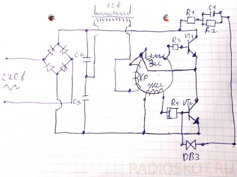 Ремонт электронного трансформатора своими руками