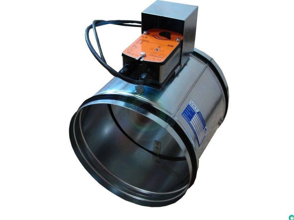 Обратный клапан на вентиляцию: для чего нужен, виды, установка