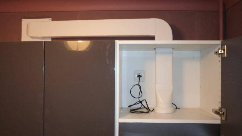 Декоративный короб для вытяжки - только ремонт своими руками в квартире: фото, видео, инструкции