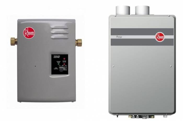 Нагреватели воды: полная классификация и сравнительный обзор всех типов водогреев
