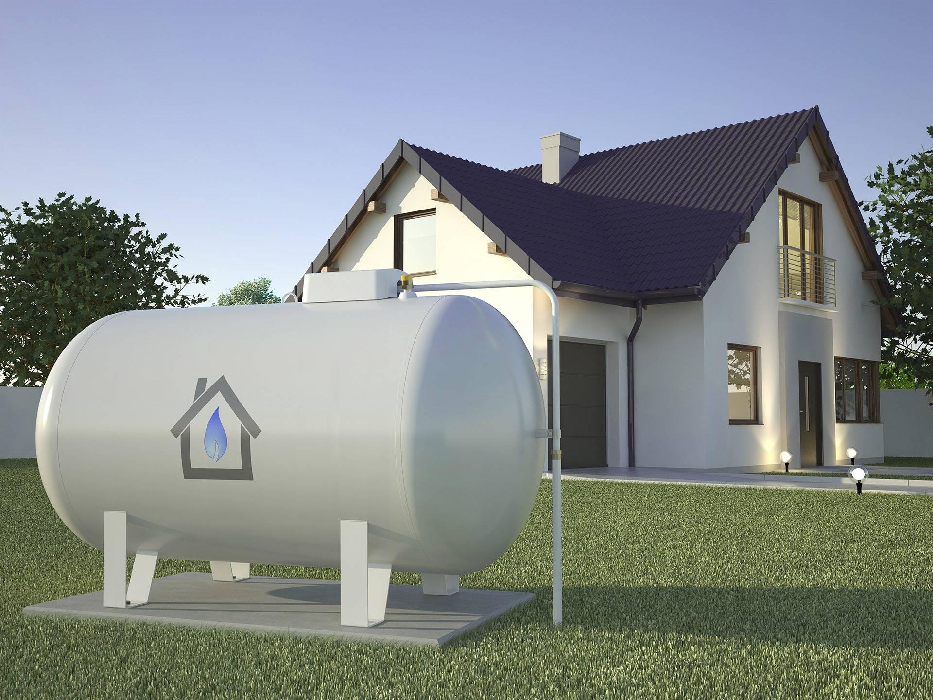 Расход газа на отопление дома. примеры расчета для дома 100 м2