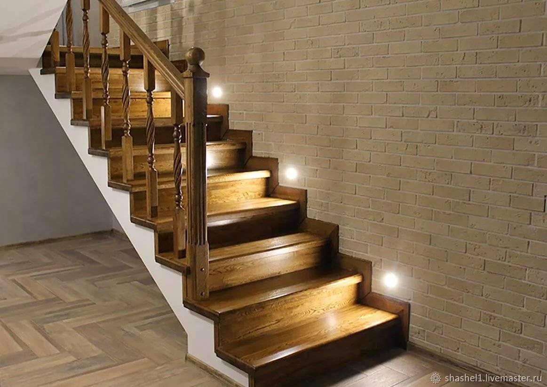 Разновидности материалов для отделки лестниц