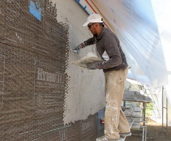 Металлическая сетка для штукатурки стен — обзор и рекомендации | мастремонт.ру