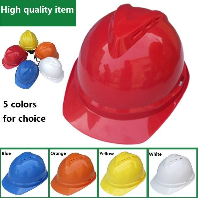 Что означают цвета строительных касок – иерархия стройплощадки!