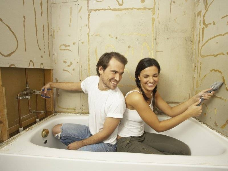 Как сделать ванную своими руками — лучшие идеи по ремонту и советы по выбору дизайна (125 фото + видео)