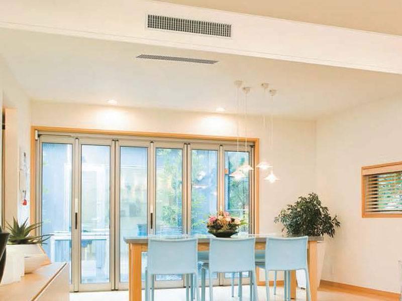 Кондиционер с приточной вентиляцией - как выбрать для квартиры?