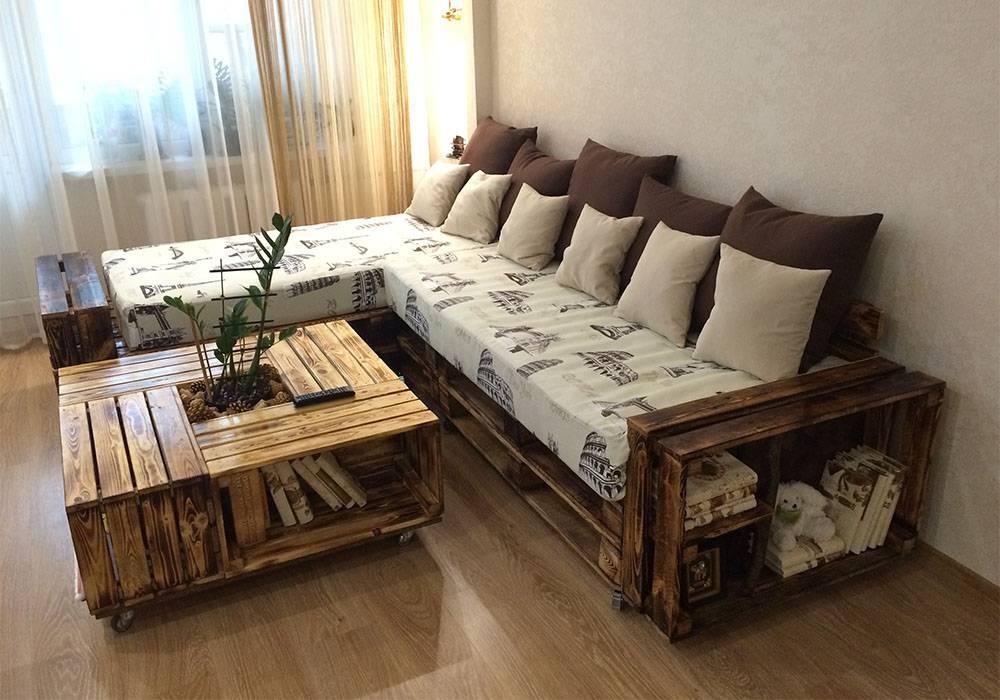Как сделать диван: конструкции, изготовление, обтяжка, тонкости выполнения работы. доступные инструкции по изготовлению нескольких моделей диванов