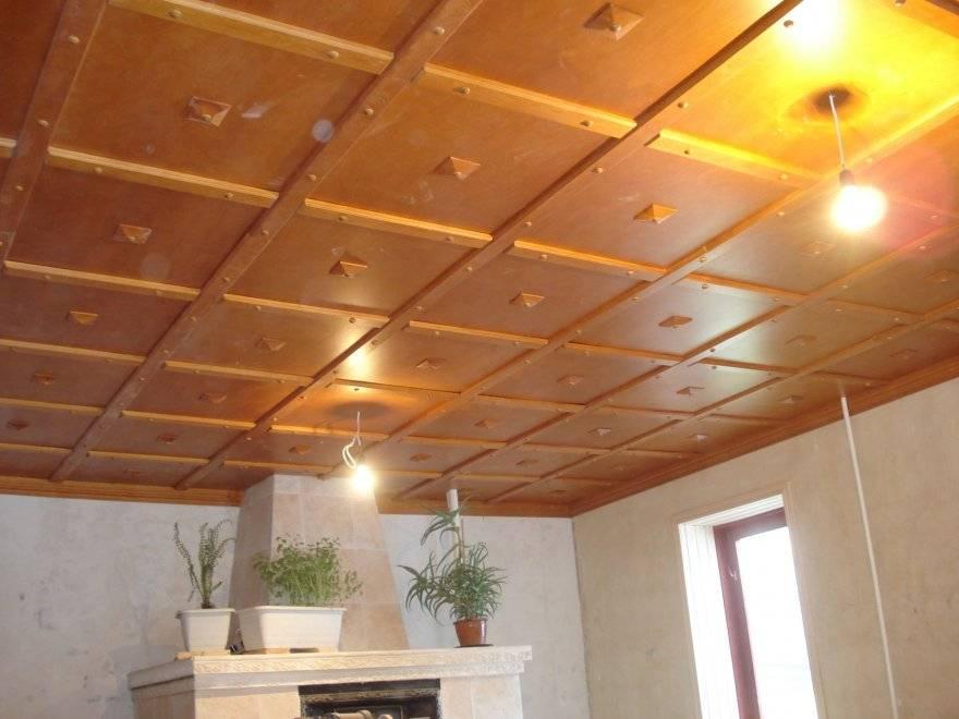 Чем отделать потолок в квартире: обзор популярных способов