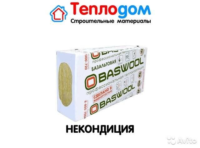 Басвул. базальтовый утеплитель – качественная теплоизоляция для дома