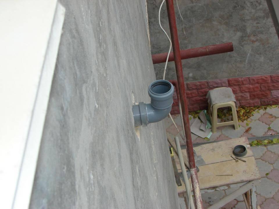 Преимущества монтажа вентиляции из канализационных труб и способы устройства