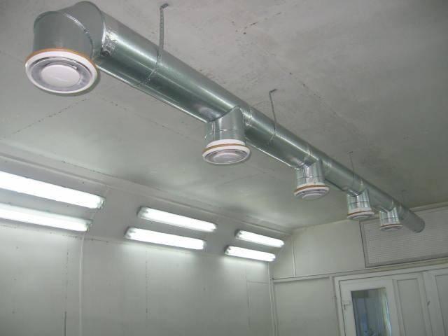 Выбираем систему вентиляции для гаража