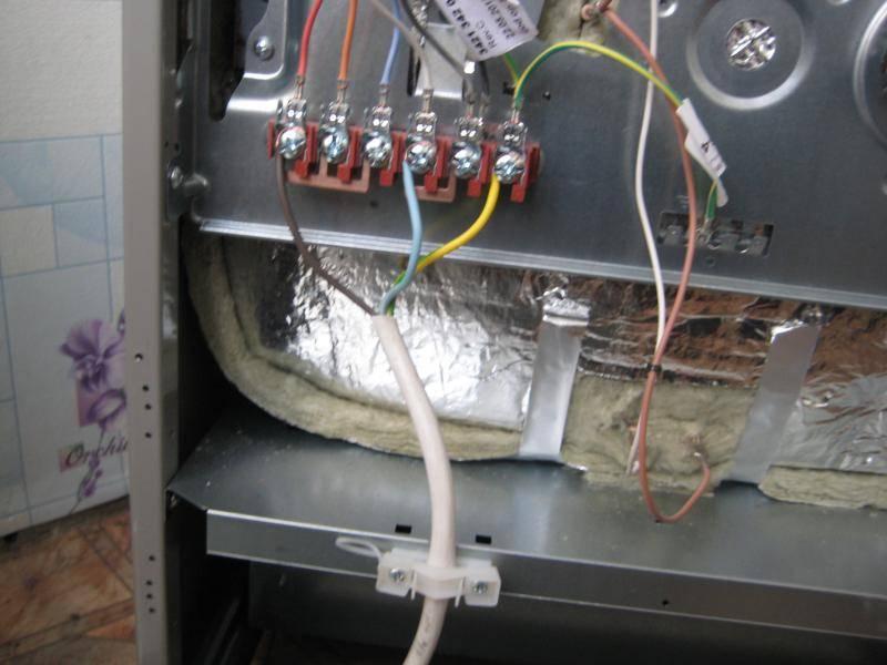 Как правильно подключить электроплиту к сети