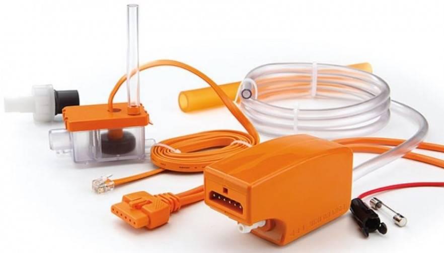 Накопительные, проточные и дренажные помпы для кондиционера