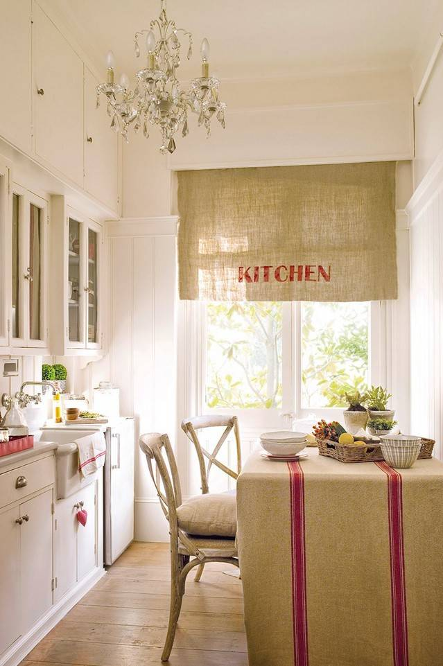 Современные шторы для кухни: модные новинки 2020 года