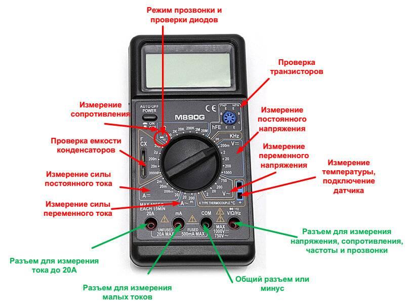Как замерить силу тока - советы электрика - electro genius
