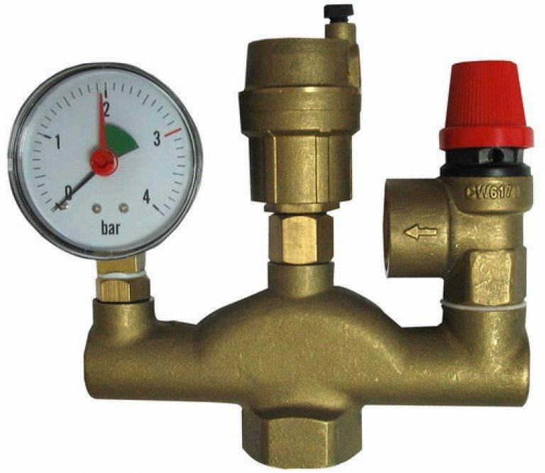 Растет давление в системе отопления   всё об отоплении