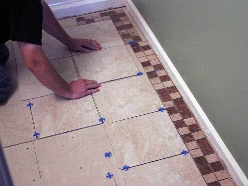 Как класть плитку на стену правильно мастер-класс по облицовке ванной
