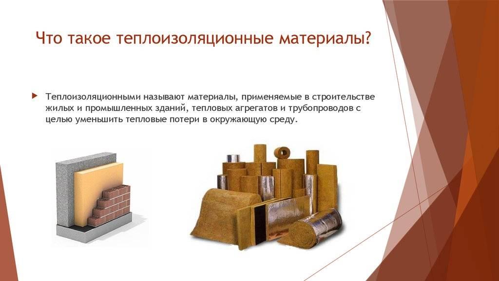 Особенности минераловатных цилиндров