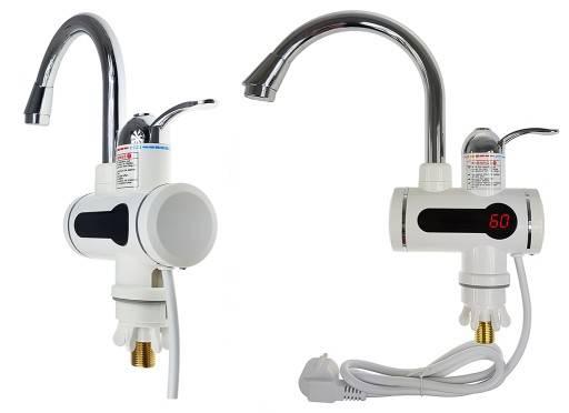 Как выбрать проточный водонагреватель: самые важные характеристики