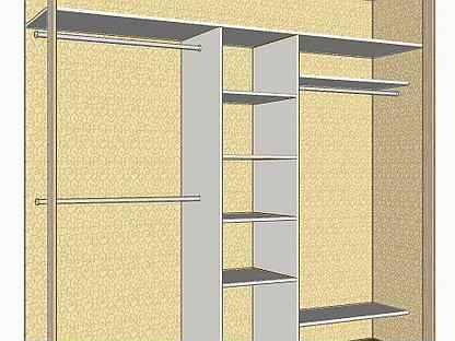 Наполнение шкафа-купе: варианты оборудования внутреннего пространства шкафов различных конфигураций для разных помещений
