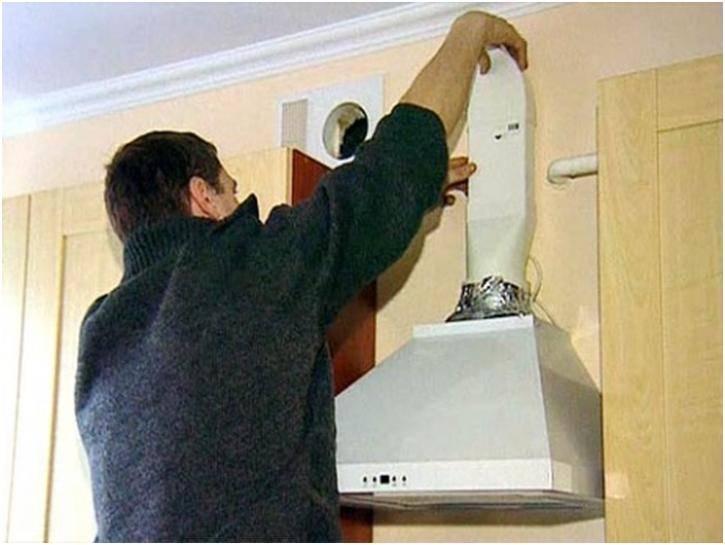 Вентиляция на кухне: принцип работы и устройство воздухоотвода, монтаж принудительной и естественной системы