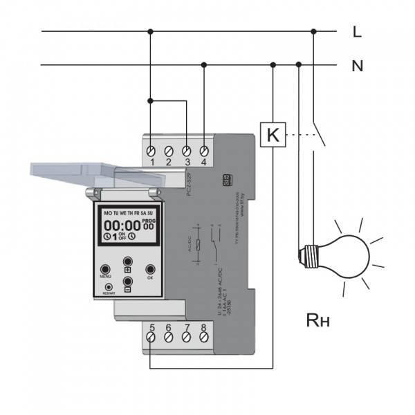 Принцип действия реле тока: устройство и назначение
