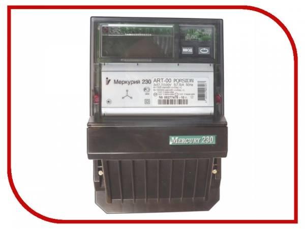 Обзор однофазного электросчетчика меркурий 201 — схема подключения