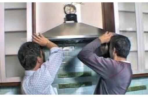 Установка вытяжки на кухне: выбор вытяжки и ее монтаж своими руками