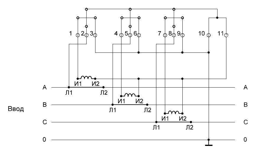 """Трехфазный счетчик """"меркурий 230"""": отзывы и схема подключения"""