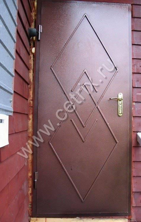 Входная дверь своими руками! 400 (фото) чертежи мастер классы