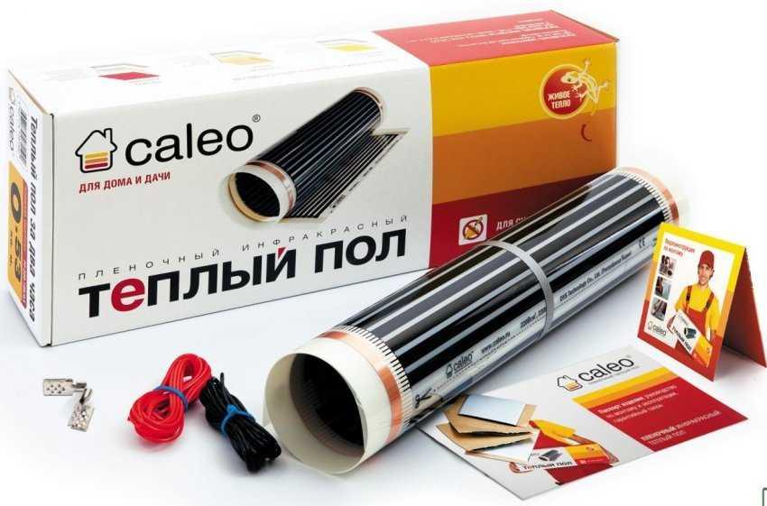 Caleo теплый пол: схема подключения и монтажа, инструкция по применению электрического пола, отзывы