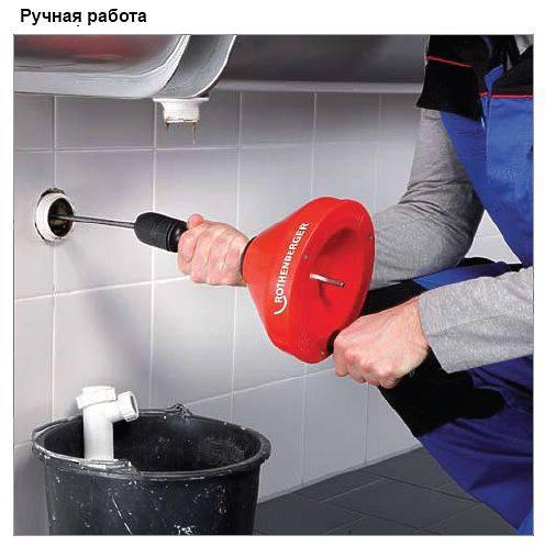 Как сделать трос для прочистки канализации своими руками