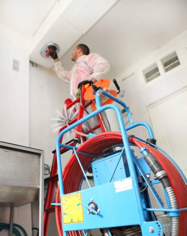 Очистка и дезинфекция систем вентиляции частного дома