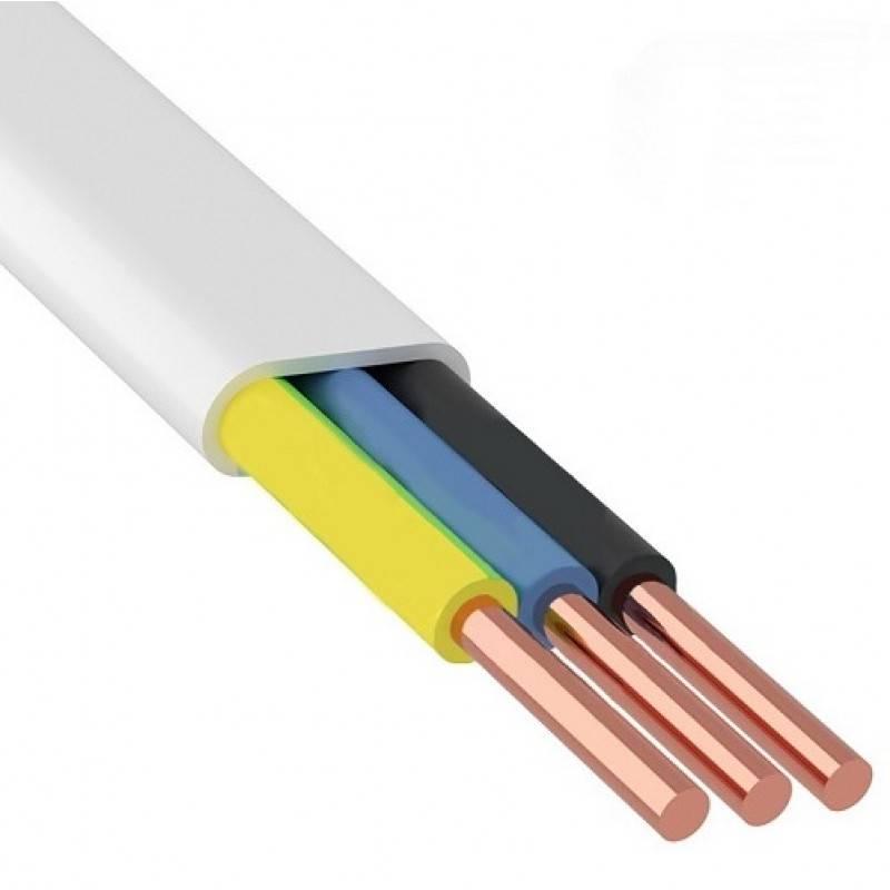 Кабель пугнп: расшифровка аббревиатуры названия провода, область применения
