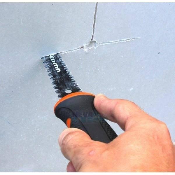 Как и чем резать гипсокартон в домашних условиях