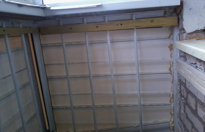 Монтаж пластиковых пвх панелей на стены