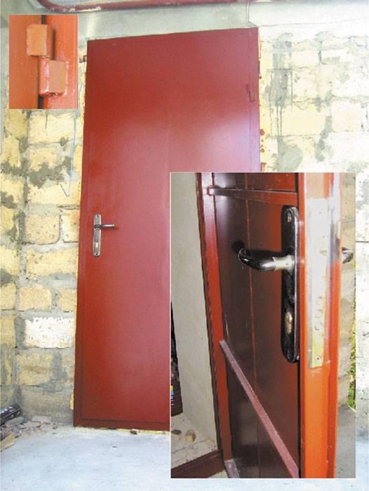 Сварка входной металлической двери своими руками