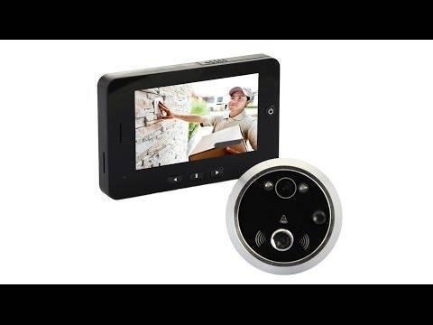 Беспроводные видеоглазки: какими они бывают и как выбрать подходящую модель?