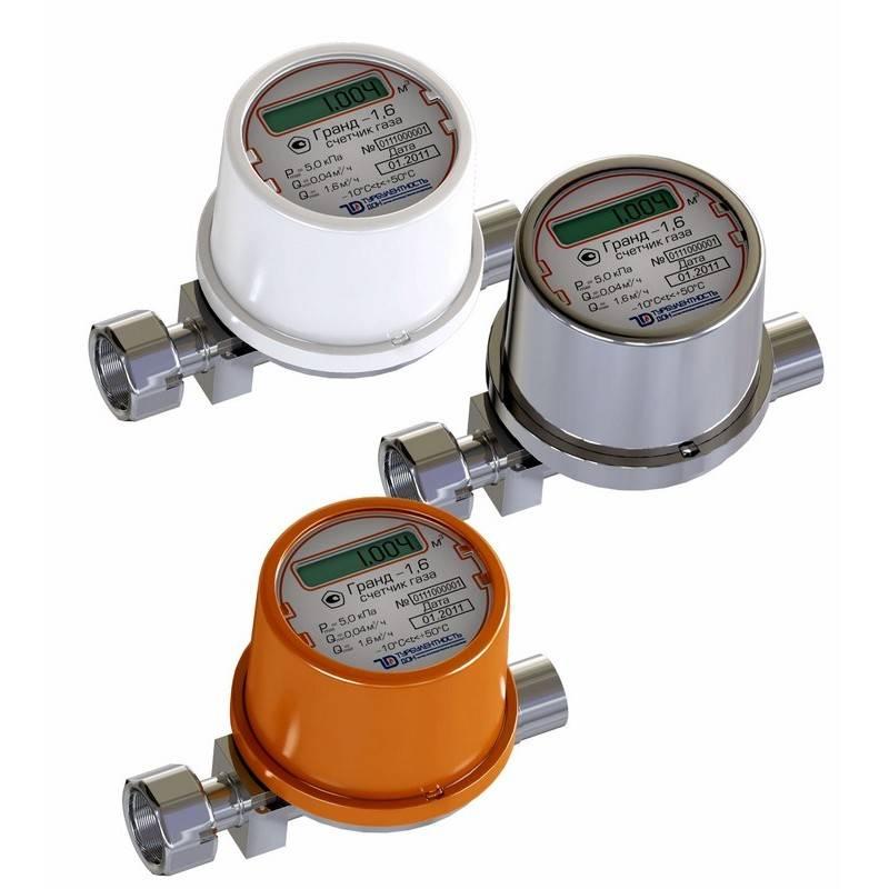 Механический или электронный газовый счетчик – что лучше при использовании в быту