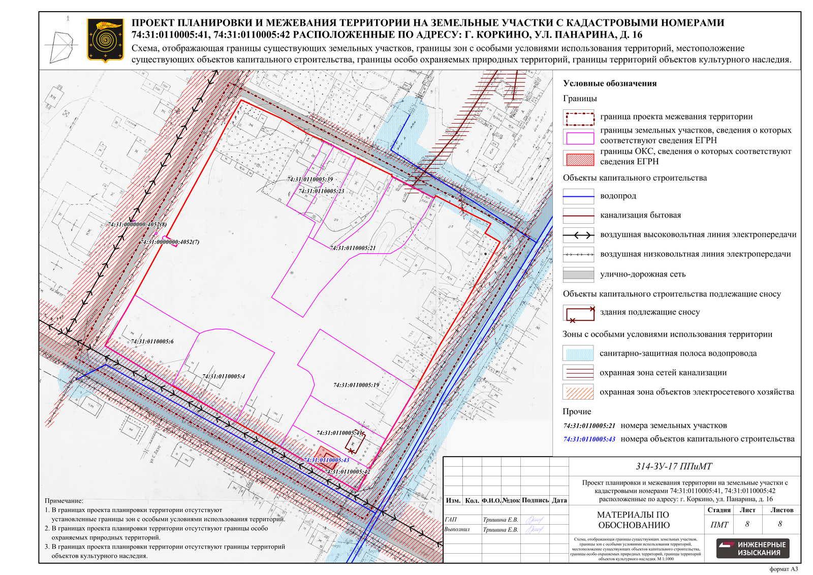 Охранная зона водопровода и канализации: сколько метров в каждую сторону