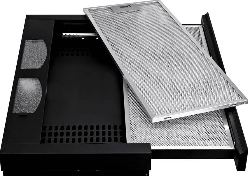 Угольный фильтр для вытяжки на кухне без отвода, установить своими руками