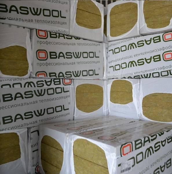Базальтовый утеплитель baswool: основные преимущества