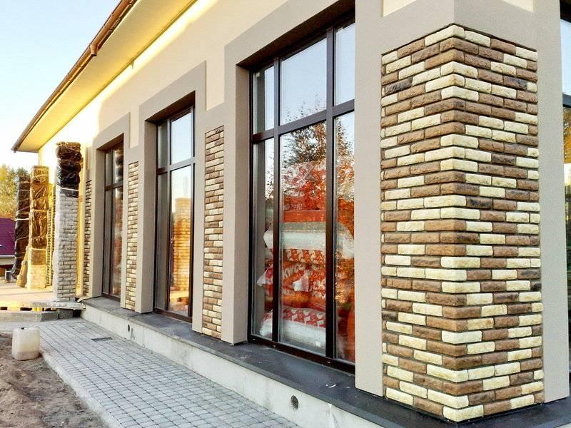 Облицовка фасада дома: какой материал лучше для обшивки снаружи