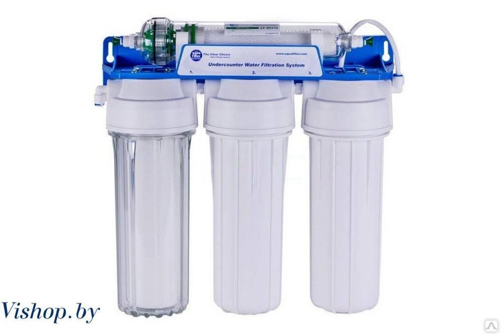 Какие бывают фильтры для очистки воды в частном доме и как выбрать подходящий