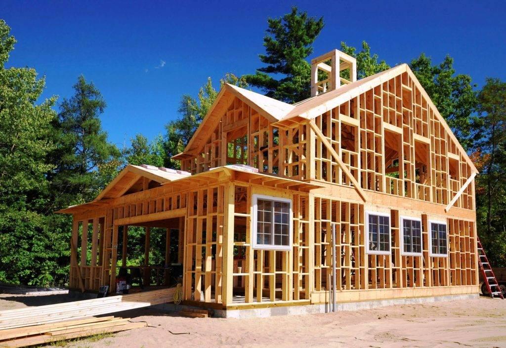 Канадская технология строительства каркасных домов (46 фото): проекты деревянных конструкций, как строят «каркасник» в канаде
