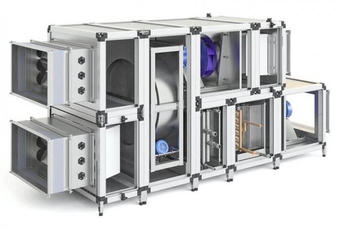 Приточно вытяжная вентиляция для квартиры: типы систем и их стоимость