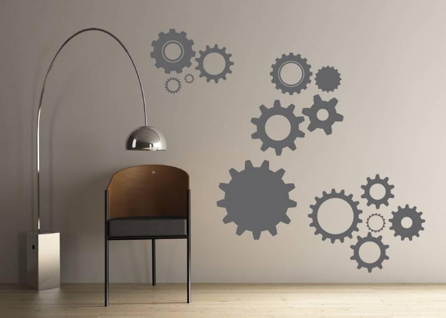 Чем украсить стены: Бюджетный декор своими руками, которому позавидуют даже профессионалы