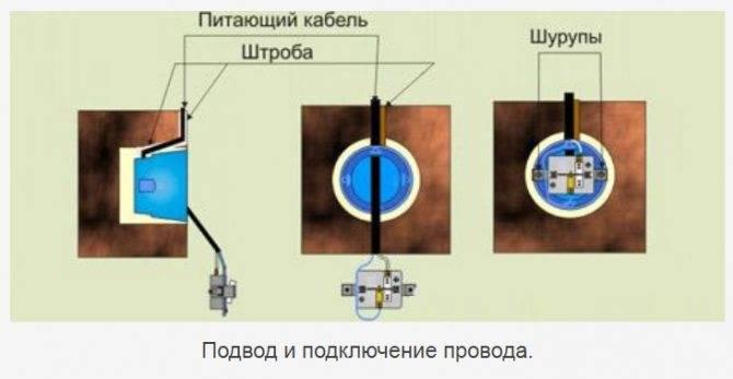 Как подключить проходной выключатель - подключение +схема