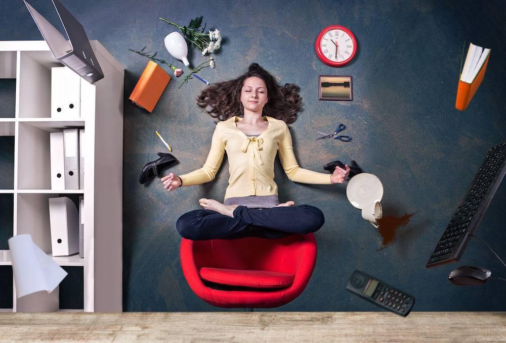 Как организовать рабочее место дома? топ советов