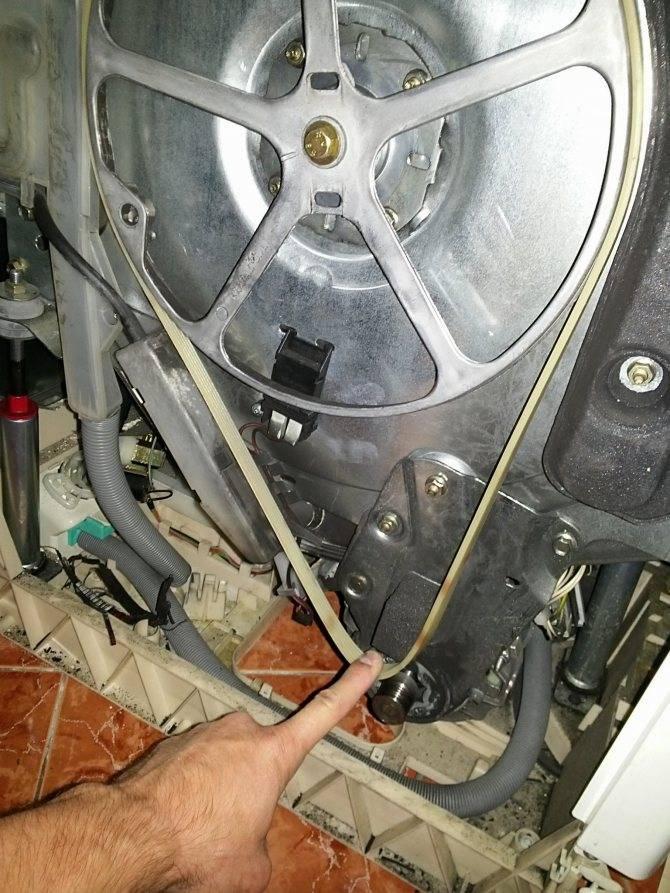 Неисправности стиральной машины beko: причины того, что машина не включается, не сливает воду и не отжимает. что делать, если не крутит барабан?